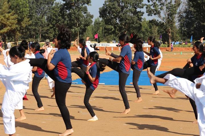 Vidyashilp Academy-Karate