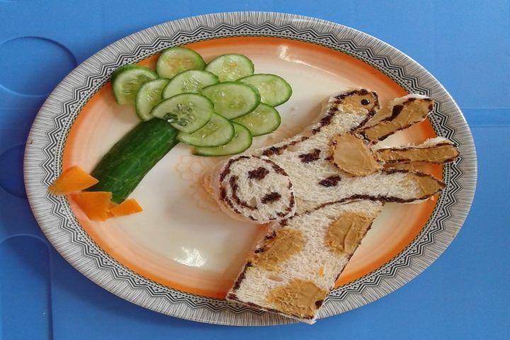 The Sudarshan Vidya Mandir-Food Crafting