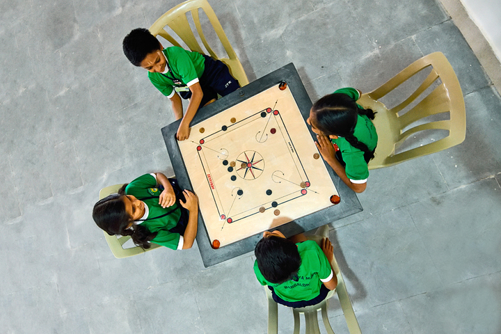 The Sudarshan Vidya Mandir-Indoor Games