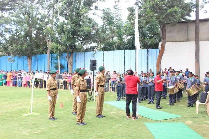 The Sudarshan Vidya Mandir-Scouts and Guides