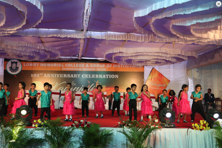Lowry Memorial High School-Annual Day