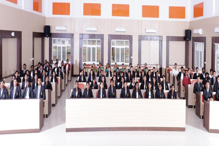 Lowry Memorial High School-Auditorium