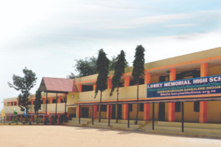 Lowry Memorial High School-High School