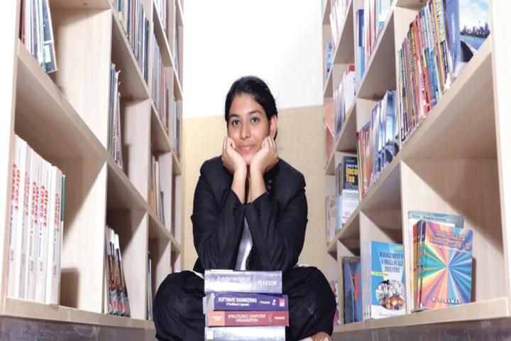 Lowry Memorial High School-Library
