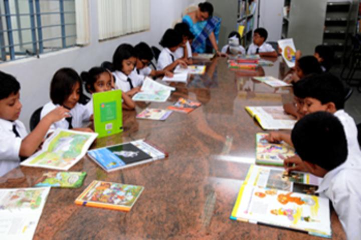 India International School-Class Room