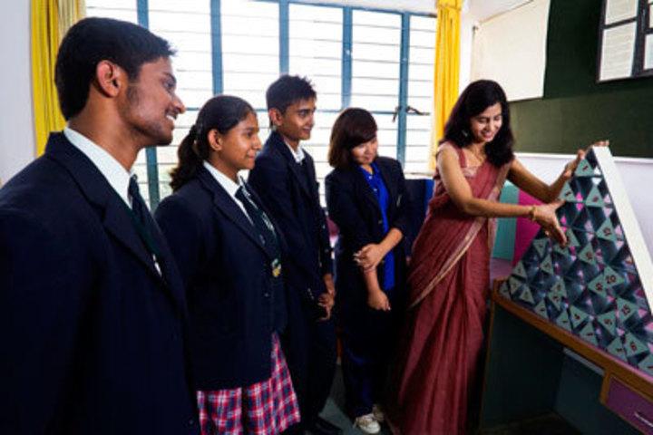 India International School-Art and Craft Room