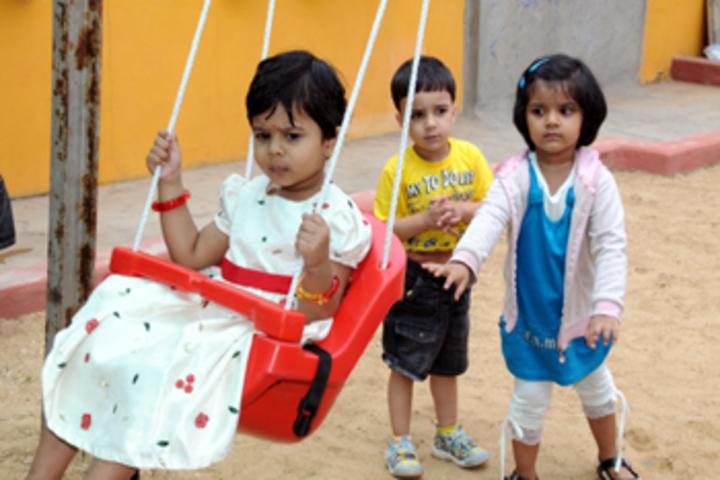 India International School-pre primary