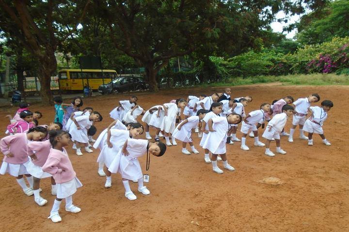 S S B International School-Physical Trainig
