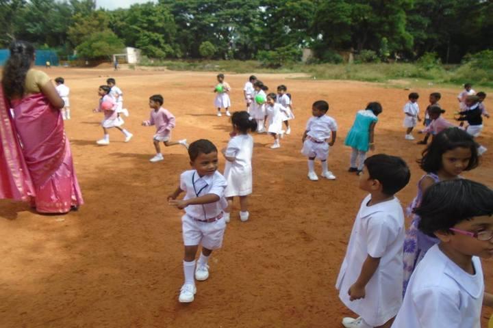 S S B International School-Play Ground