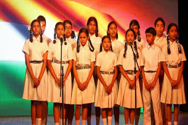 S S B International School-Singing