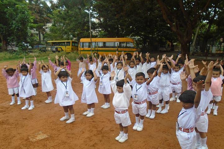 S S B International School-Transport