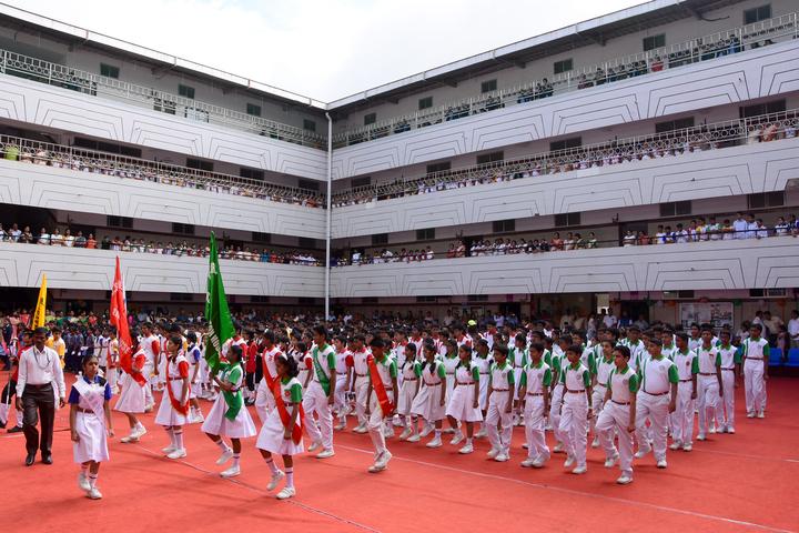 R N S Vidyaniketan-Independence Day