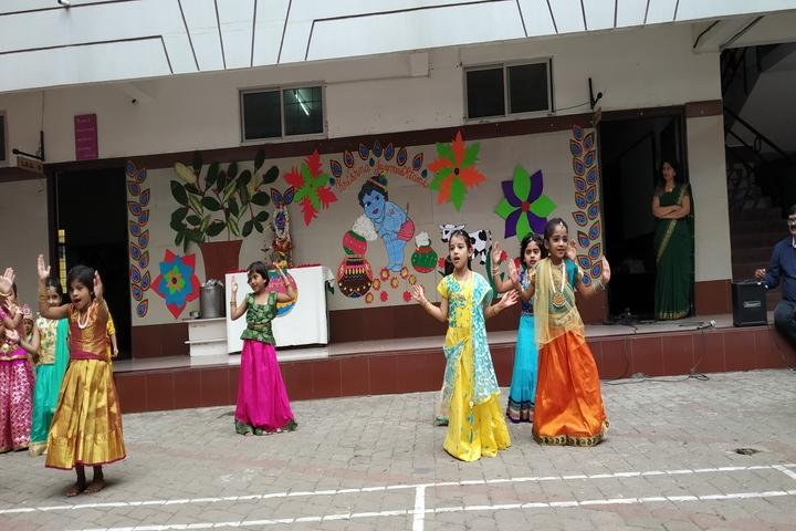 R N S Vidyaniketan-Janamastami Celebrations