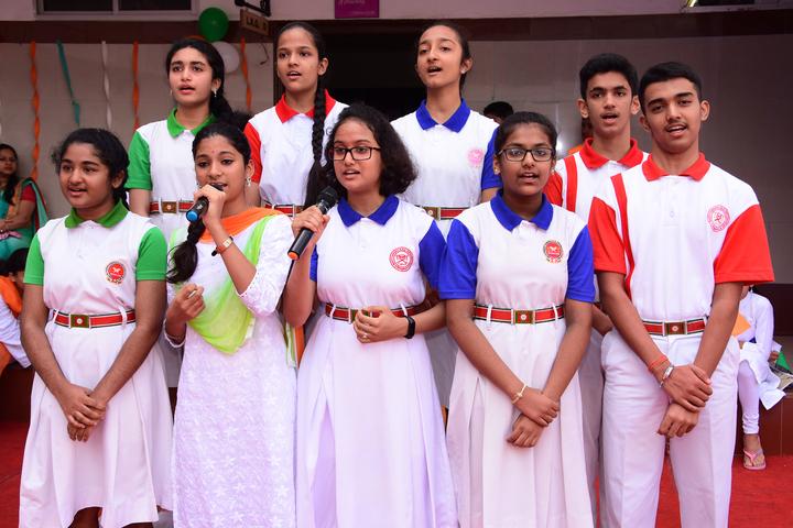 R N S Vidyaniketan-Singing