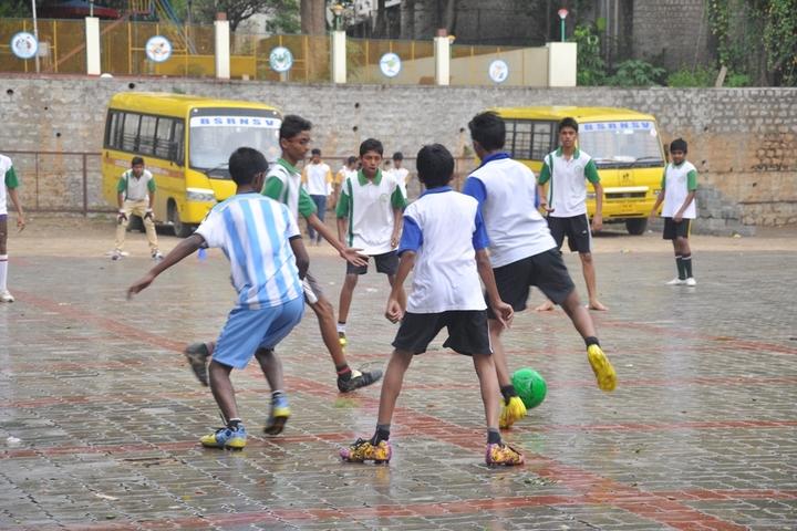 R N S Vidyaniketan-Sports