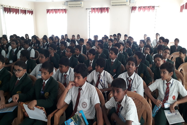 R N S Vidyaniketan-Workshop