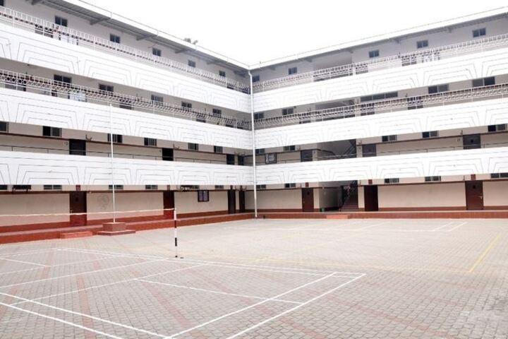 R N S Vidyaniketan-Play Area