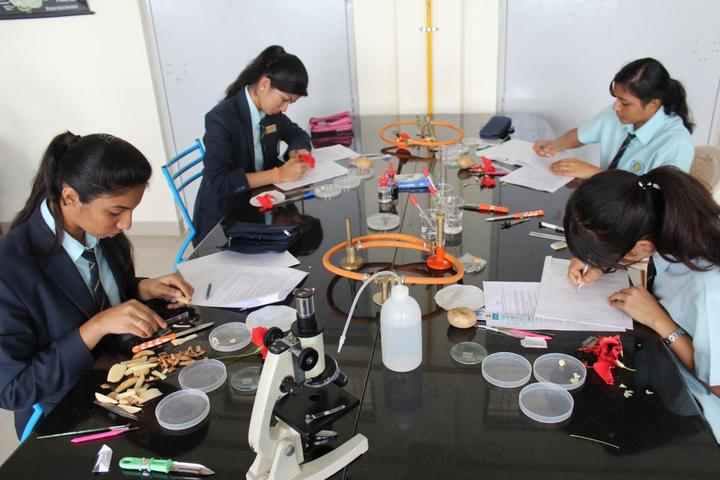 De Paul International Residential School-Biology Lab