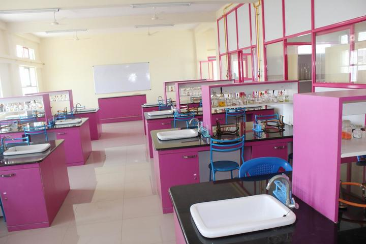 De Paul International Residential School-Chemistry Lab