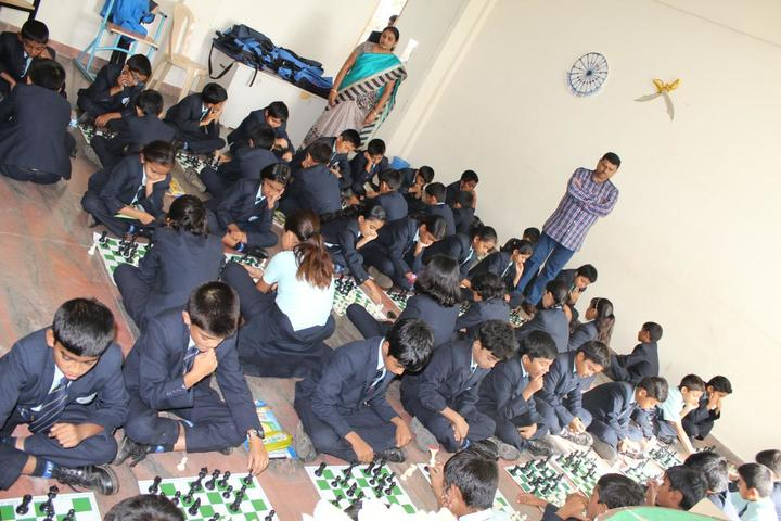 De Paul International Residential School-Indoor Games