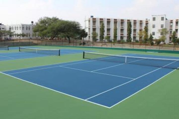 De Paul International Residential School-Tennis Court