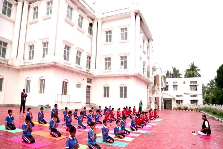 De Paul International Residential School-Yoga