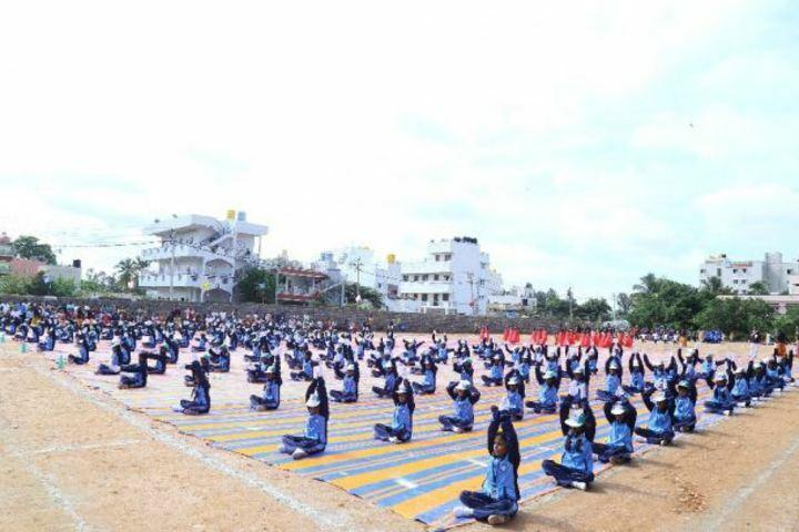 Auxilium School-Yoga
