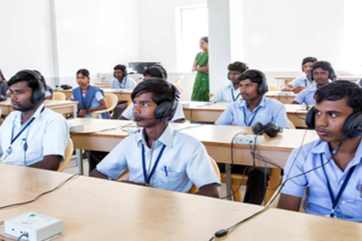 National Residential School-Audio Visual Room
