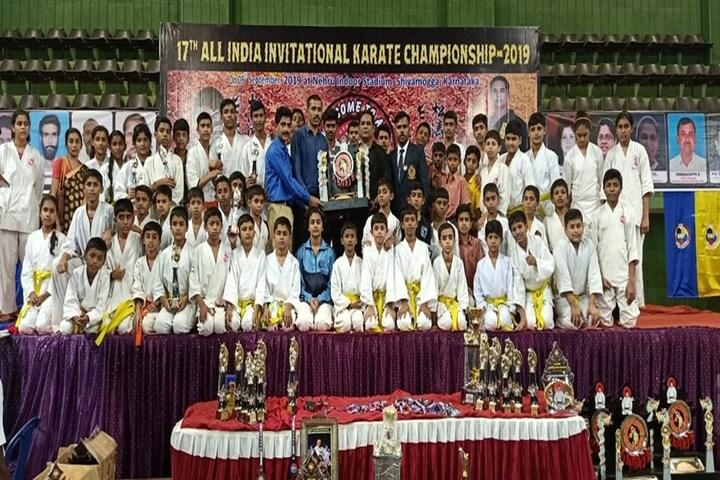 National Residential School-Karate