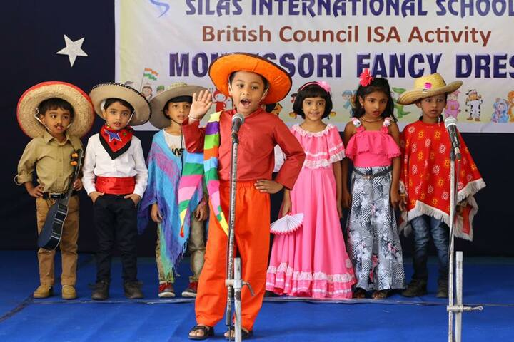 Silas International School-Fancy Dress