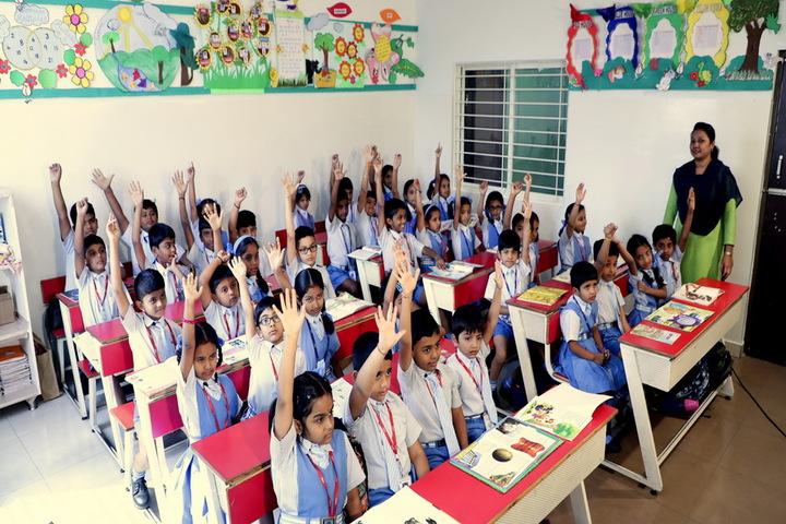 New Baldwin International School-Classroom