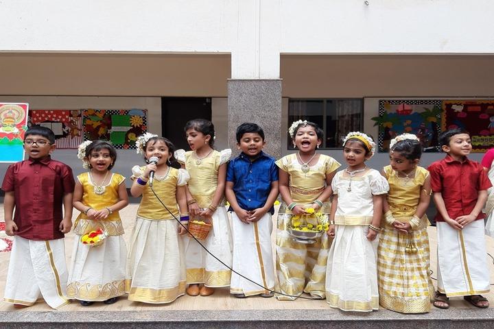 New Baldwin International School-Onam Celebrations