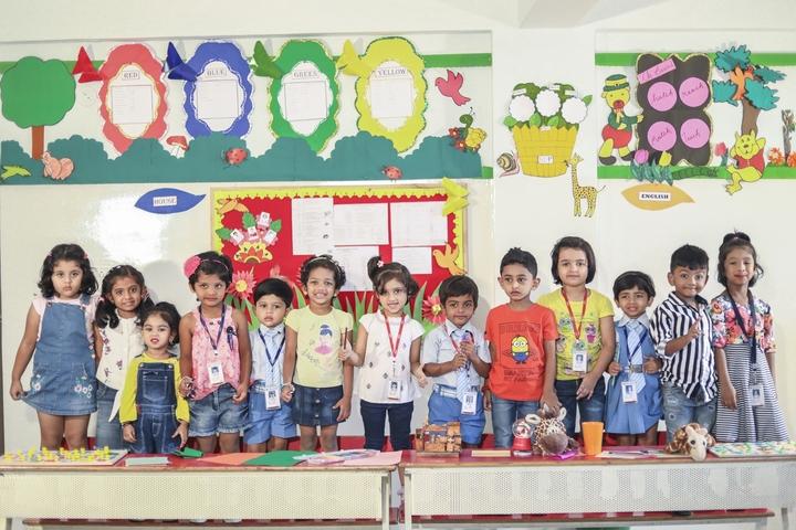 New Baldwin International School-School Exhibition