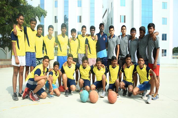 New Baldwin International School-Sports