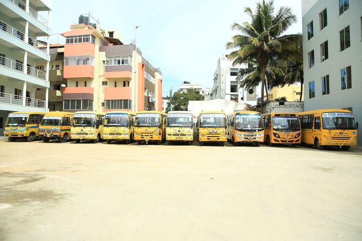 New Baldwin International School-Transport