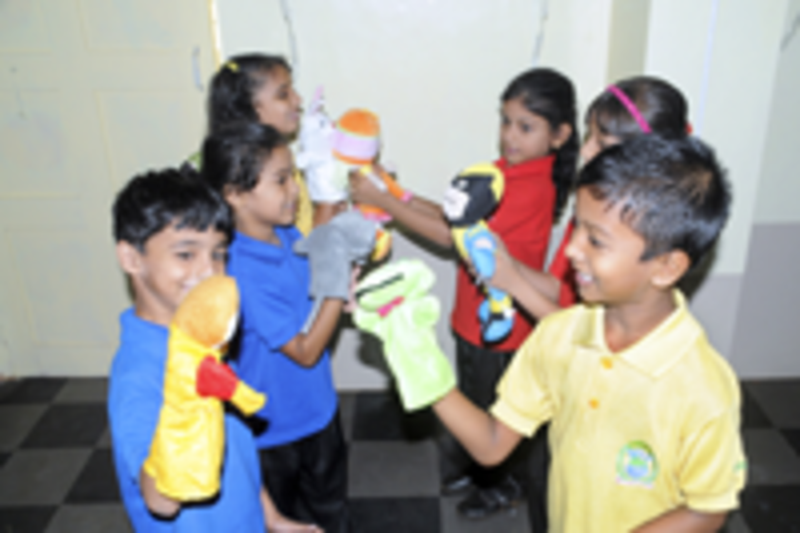 Green Valley National School-Activity