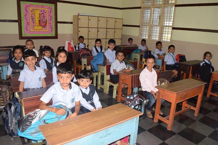 Green Valley National School-Classroom