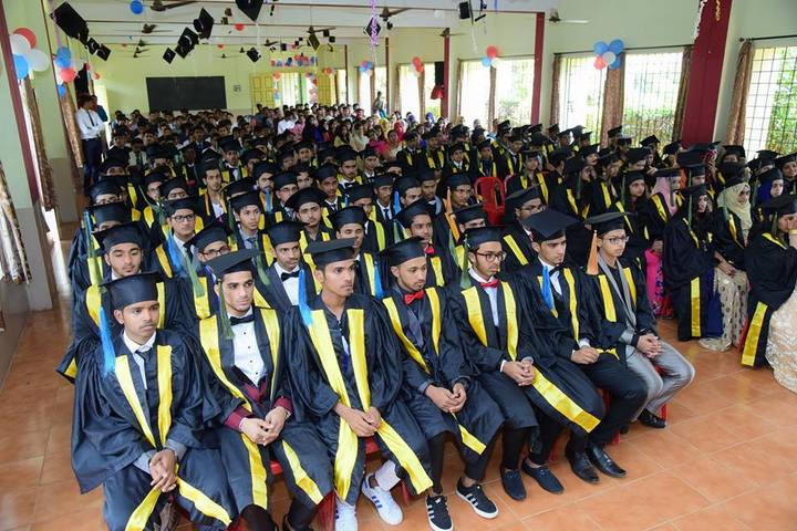 Green Valley National School-Graduation Day