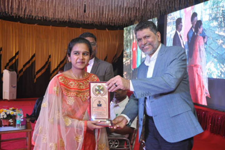 Green Valley National School-Prize Distribution