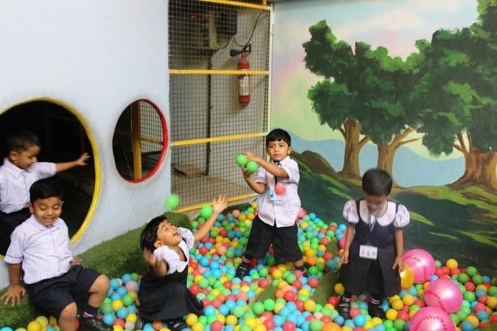 Swargarani School-Activity Room