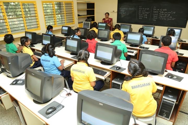 Swargarani School-Computer Lab