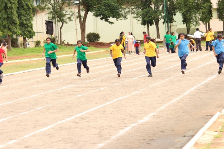 Swargarani School-Sports Day
