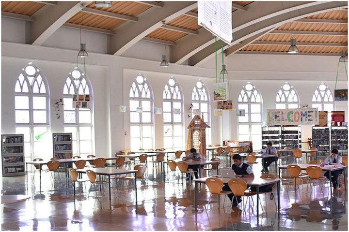 Sarala Birla Academy-School Library