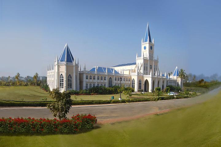 Sarala Birla Academy-Campus of School
