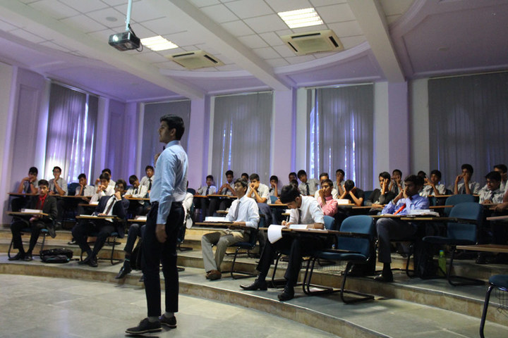 Sarala Birla Academy-Class Room
