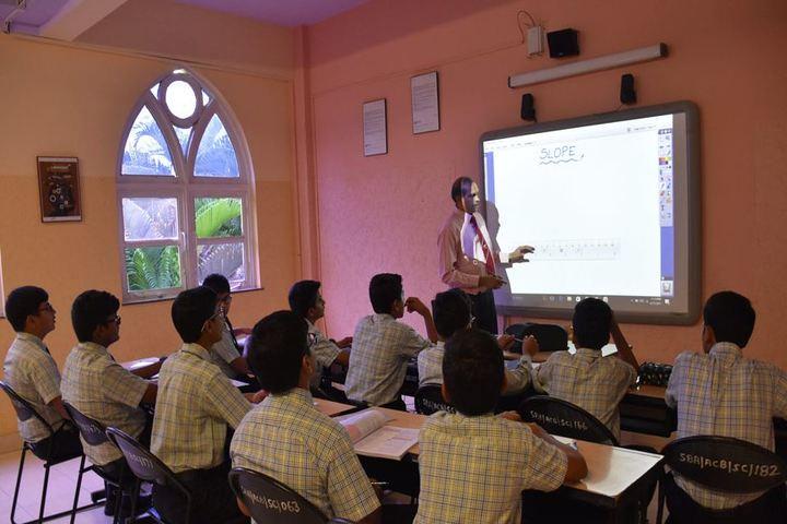 Sarala Birla Academy-Digital Classroom