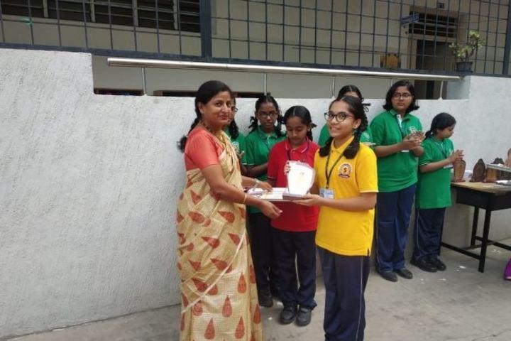 Seshadripuram Public School-Awards