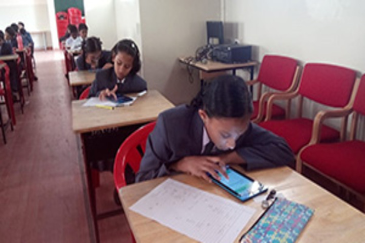 Seshadripuram Public School-IT Infrastructure