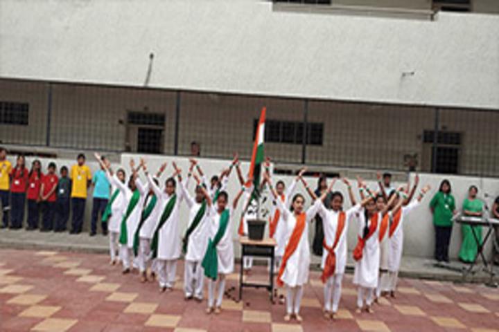 Seshadripuram Public School-Patriotic Day