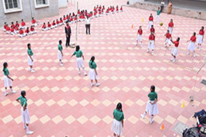 Seshadripuram Public School-Play Area